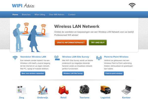 Lancom website wifi advies