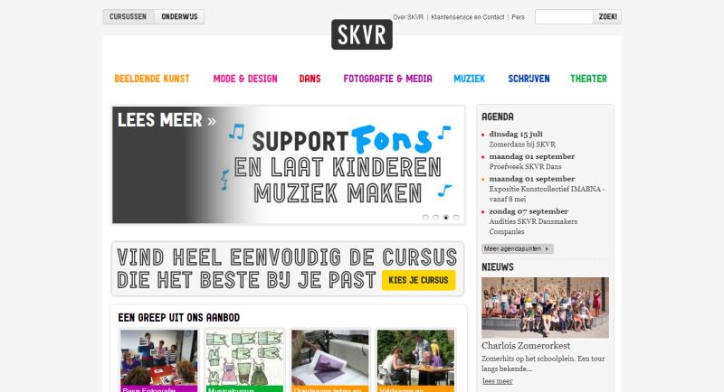 Google Ad Grants aanvraag SKVR